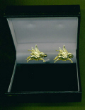 Cuff Links - AIRBORNE FORCES (Pegasus)