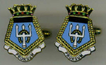 HMS GLOUCESTER - Cuff Links