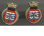HMS SCOTIA - Cuff Links