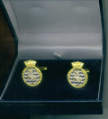 Cuff Links - HMS VIDAL
