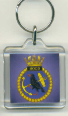 KEY RING - ANY HM SHIP