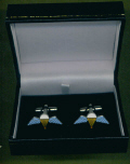 Cuff Links - PARACHUTE REGIMENT WINGS