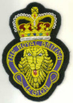 Royal British Legion Blazer Badge