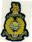 Blazer Badge - Royal Marines