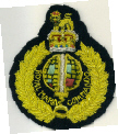 Blazer Badge -  RM Commando