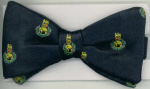 Bow Tie - ROYAL MARINES Crest