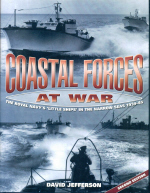 BOOK - Coastal Forces at War