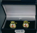 Cuff Links - HMS EXETER