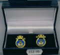 Cuff Links - HMS ARK ROYAL