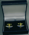 Cuff Links - PARACHUTE REGIMENT