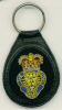 Royal British Legion Leather Key Fob