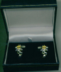 Cuff Links - REME Cap Badge