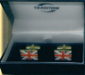 Cuff Links - Union Jack